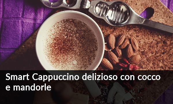 smart-cappuccino-delizioso-con-cocco-e-mandorle
