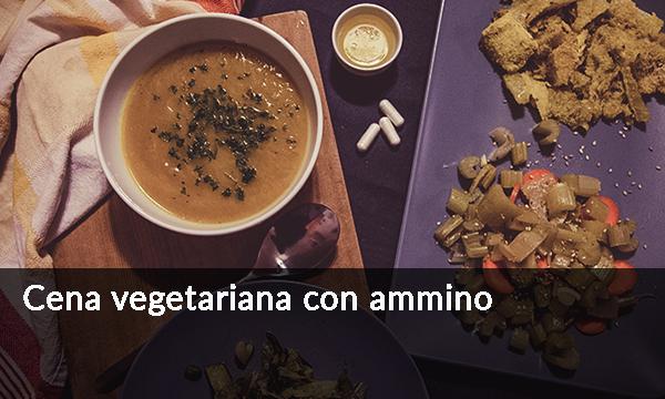cena-vegetariana-con-ammino