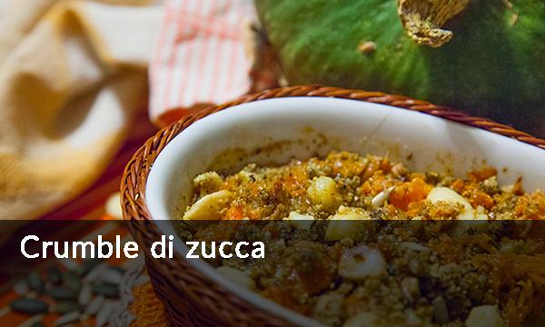 crumble-di-zucca
